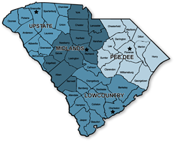 DHEC Health Office Locations